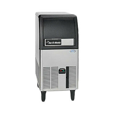 Ice-O-Matic ICEU070A Air Cooled 84lb/24hr Undercounter Cube Ice Maker