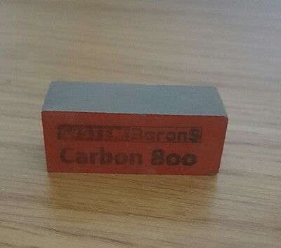 Sanding Block Fine Block Carbon P800 red