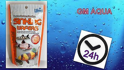 HIKARI SINKING WAFERS 25g 50g 110g  CATFISH  BOTTOM FEEDER FISH TANK FOOD