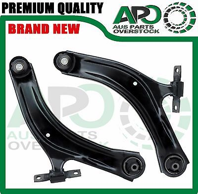 NISSAN X-TRAIL XTRAIL T31 Front Lower Left & Right Control Arm & Ball Joint Pair