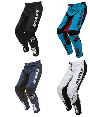 Fasthouse FH Grind House Pant Mx Motocross Offroad Dirt Bike Atv