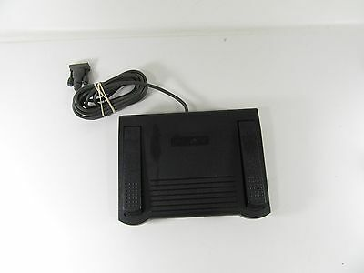 HTH Engineering Inc HDP-3S Transcription Pedal USB Foot Control Play USED