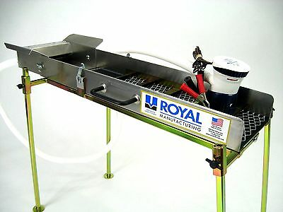 "30"" Recirculating Sluice Box Kit"