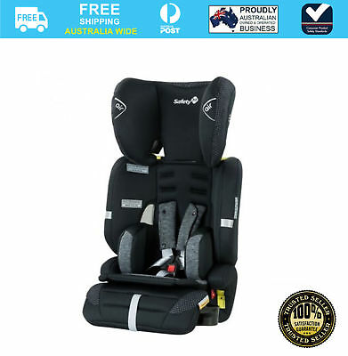 Safety 1st Booster Car Seat Prime Ap Convertible  Grey Marle