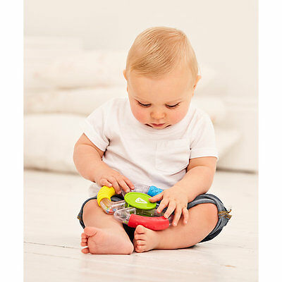 New ELC Boys and Girls Rattle Set Toy From 6 months