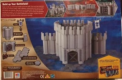 Heroscape Fortress of the Archkyrie Castle Wall & Tower Expansion Set
