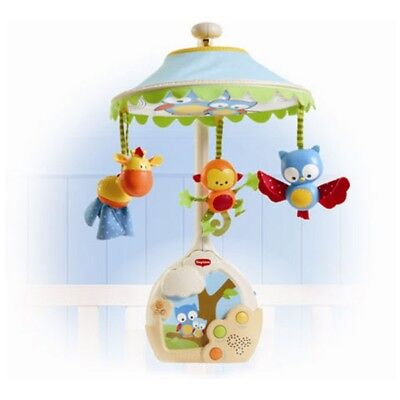 Tiny Love Magical Night Cot Mobile Projector