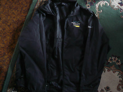 Nike Golf Waterproof Jacket Size M Spring Valley CC Logo