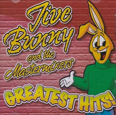 [Brand New] Cd: Jive Bunny And The Mastermixers: Greatest Hits