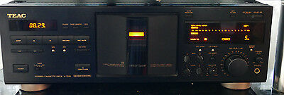 Teac V-7010 Cassette deck Japan all working 3 heads MC all working Remote