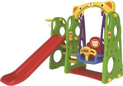 NEW Jumbo slide with Swing from Mr Toys Toyworld