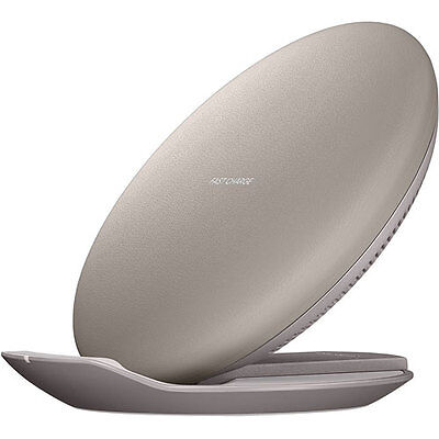 Genuine Samsung Wireless Fast Qi Charger for S8 / S8 Plus Brown EP-PG950BDEGWW