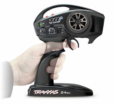 Traxxas TQi 2.4Ghz 2-Channel Radio System Link ready Transmitter only