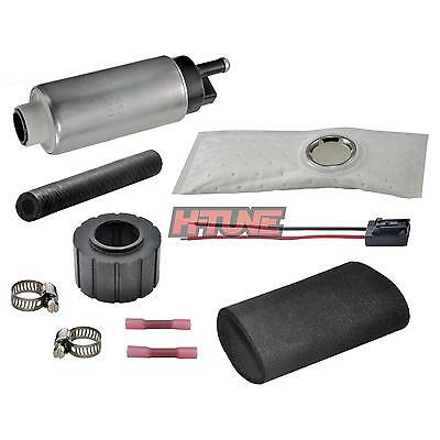 Genuine Walbro Standard Fuel Pump with Installation Kit (255lph) - Mazda RX-7 ('