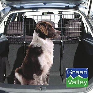 Grillage Grille pare chien inclinable - Green Valley