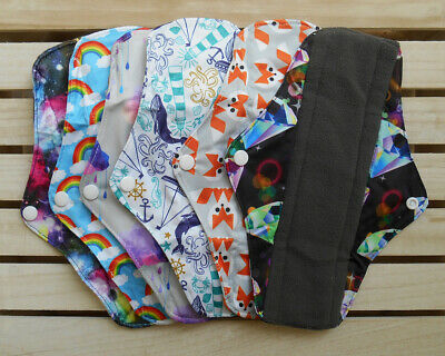 Reusable Cloth Sanitary Pad - Medium Regular Flow