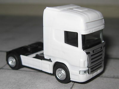 Herpa 084413 Solo - Spur TT - Zugmaschine Scania R TL 2-achs