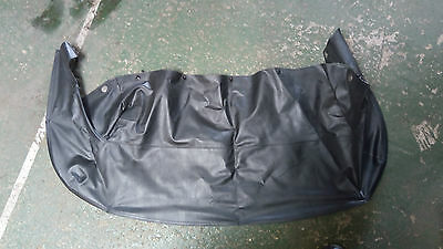USED Genuine Mazda Black Tonneau Cover Mazda MX5 Mk2/2.5 1998-2005