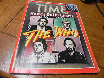 Time Dec 17, 1979 The Who: Rock's Outer Limits; New Pressure On Iran