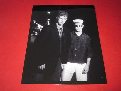 PET SHOP BOYS PSB  10x8  inch lab-printed photo #/057