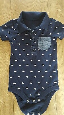 Baby boys tops 12-18 months