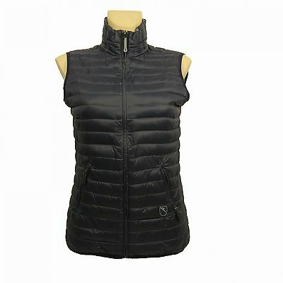 CHERVO Golf Femmes Gilet réversible PRO THERM Enzino anthracite 90F Taille 36