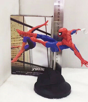 Spiderman Animated Series Action Figure Statue 18 Cm