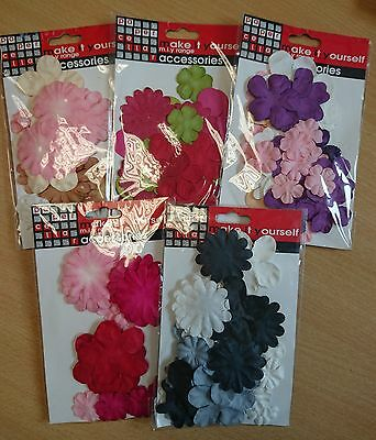 Paper Flowers Assorted Set