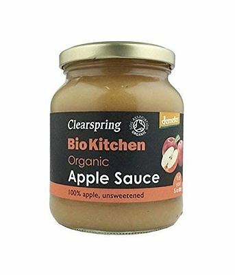 Clearspring Demeter Org Apple Sauce 360 g