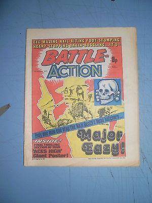 Battle Action issue dated December 10 1977