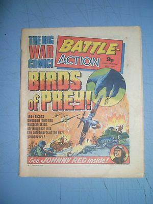 Battle Action issue dated April 1 1978