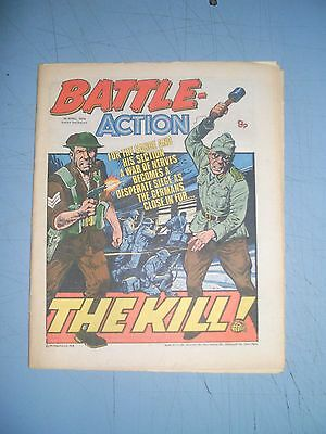 Battle Action issue dated April 29 1978
