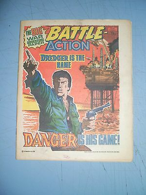 Battle Action issue dated May 6 1978