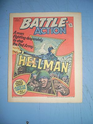 Battle Action issue dated May 13 1978