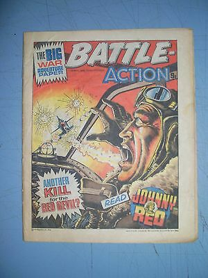 Battle Action issue dated May 20 1978