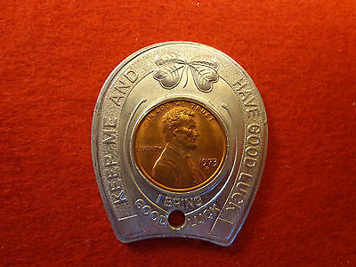 1973 Imported Grande Canadian Whisky Good Luck Token
