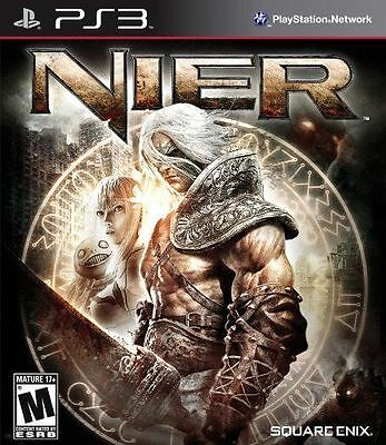 Nier (PlayStation 3, PS3) Brand New
