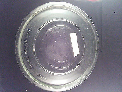 "315mm Glass Microwave Plate Turntable ""Y"" Shaped Roller"