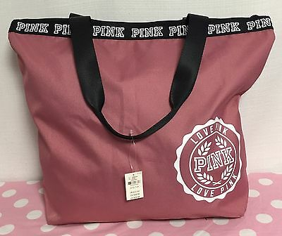 NEW Victoria's Secret PINK Large Campus Tote Bag