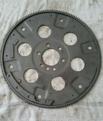 AUTOMATIC TRANSMISSION FLEXPLATE SBC GM Chevy 400 External Balance 168 Tooth