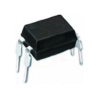 10 x Vishay VO615A-5 DC Input Phototransistor Output Optocoupler, 4-Pin