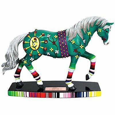 Westland Giftware Horse of a Different Color Figurine Mexican Folk Art Statue