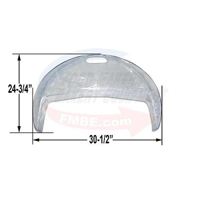 Lucks / VMI  Spiral Mixer SM 120 Bowl  Lid Cover. 70233 (New Style)