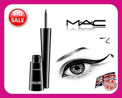 Mac Liquid Eyeliner❤Boot Black❤New❤Sale❤Uk Seller❤