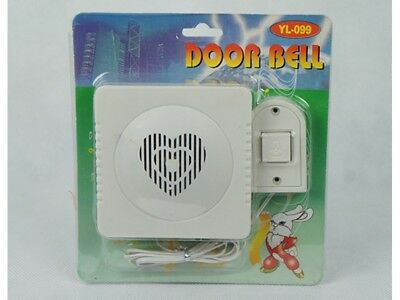 Door Bell Informing you that the guests have reached