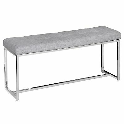 Leif & Starr 401-423WB Vibes Double Bench White/Black