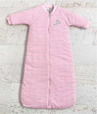 Snugtime NEW Baby Girls Sleeping Bag Winter Padded Cotton Long Sleeve