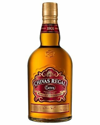 Chivas Regal Extra Blended Scotch Whisky 700Ml