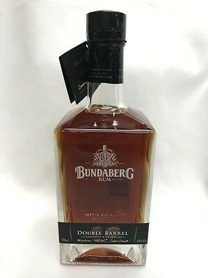 Bundaberg Rum Double Barrel Master Distillers Collection 700Ml