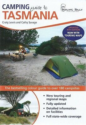 Camping Guide to Tasmania *FREE SHIPPING - NEW*